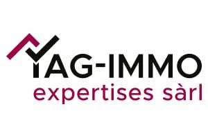 Logo YAG-IMMO expertises Sàrl